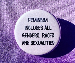 empowerment, feminism, and say it again image