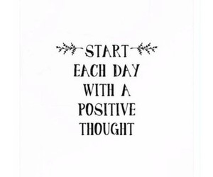 quote, positive, and thoughts image