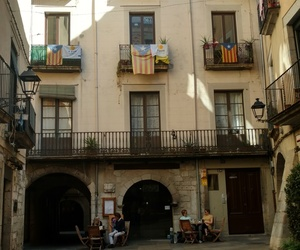 catalonia, old, and old town image
