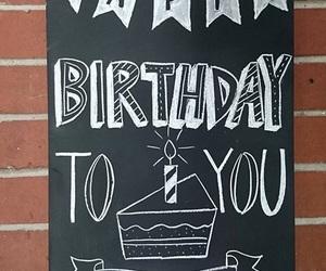 birthday, b-day, and cake image