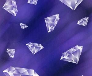 diamante, diamond, and morado image
