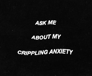 aesthetic, anxiety, and black image