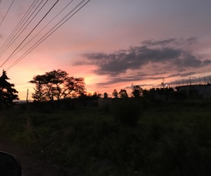 mexico, pink, and sunrise image