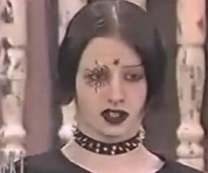 90s, goth, and Marilyn Manson image