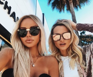 bffs, summer, and tumblrgirl image