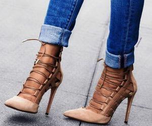 shoes, beauty, and fashion image