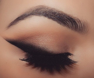 beautiful, makeup, and ستايل image
