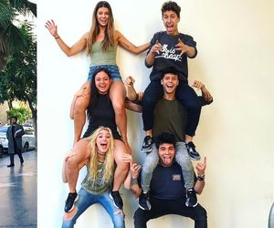 friends, tumblr, and lele pons image