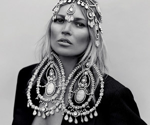 kate moss, fashion, and model image