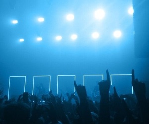 concert, grunge, and music image