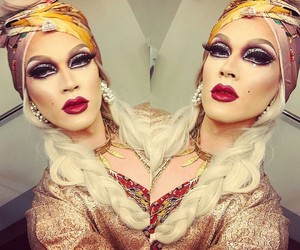 drag queen, pearl, and lgbt image