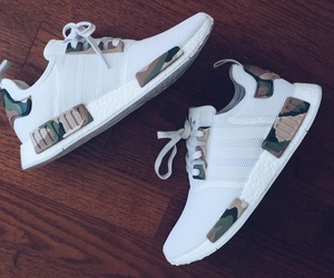 adidas, camo, and fashion image