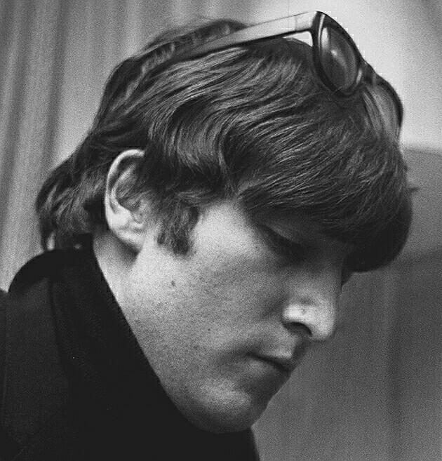 beatles, john lennon, and music image