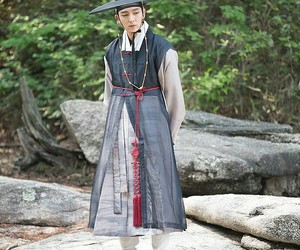 handsome, hanbok, and scholar who image