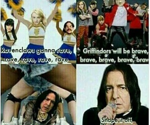 harry potter, snape, and Taylor Swift image