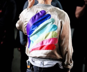 Harry Styles, harry, and rainbow image
