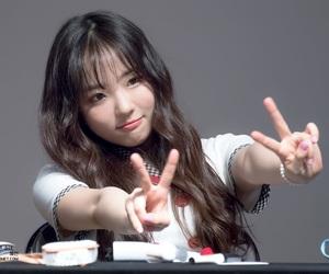 bella, hyeseong, and karin image