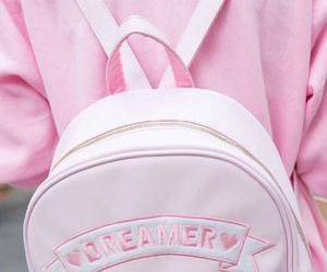 bag, Dream, and dreamer image