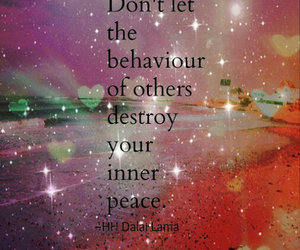 hippie, peace, and inner peace image