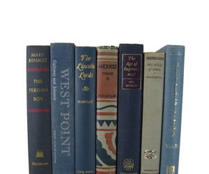 antique books, etsy, and giftforher image