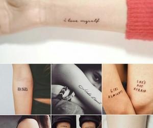 tatto, little tatto, and cute image
