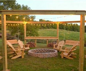 crafts, country girl, and pallet furniture image