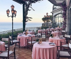 beautiful, restaurant, and decor image