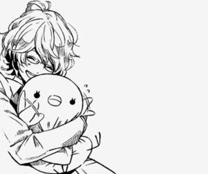 anime, manga boy, and starish image