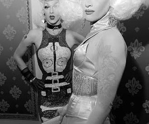 violet chachki, pearl liaison, and pearlet image