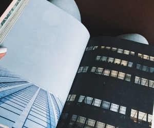 aesthetic, books, and buildings image