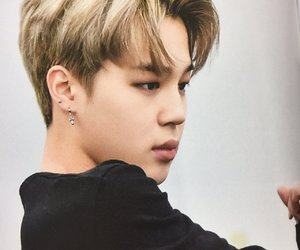 bts, beyond the scene, and park jimin image