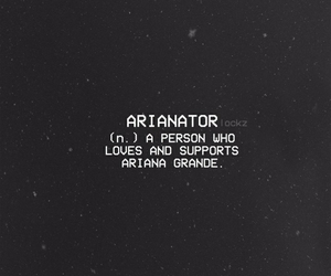 fan, forever, and ariana grande image