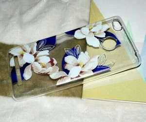 apple, flower, and flowers image