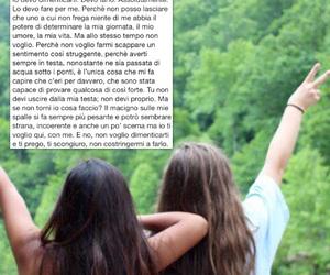 frasi, tumblr, and amicizia image