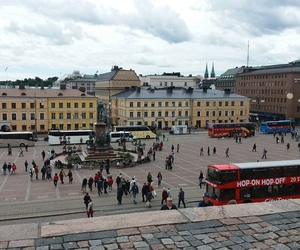 buildings, capital, and finland image