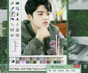 Seventeen, kpop edit, and s.coups image