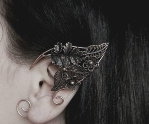 ear and fantasy image