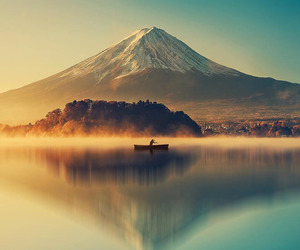 beautiful, mountains, and river image