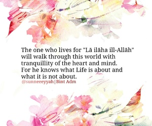 Iman, muslim, and thoughts image