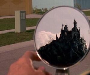 edward scissorhands, movie, and castle image
