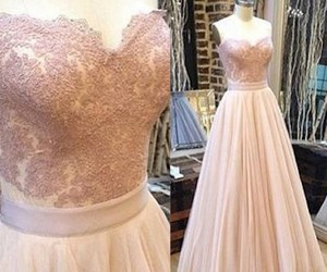 dresses, evening dresses, and lace image