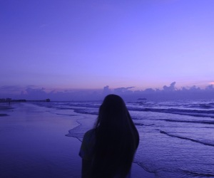aesthetic, indie, and beach image