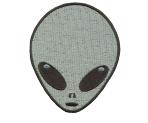 alien and png image