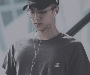 exo, aesthetic, and kpop image