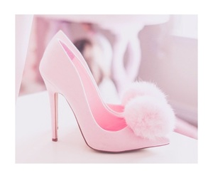 girly and shoes image