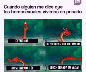 mulan, memes en español, and mushu image