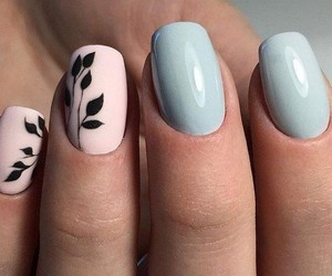 art, nails ideas, and manicure image