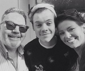 Harry Styles, robin twist, and anne twist image