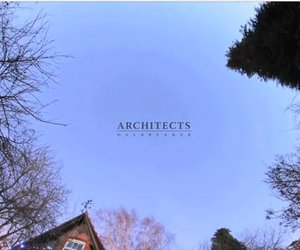 album, architects, and sky image