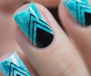 art, nails, and nailsart image